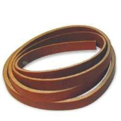 Tandy Leathercraft Latigo Leather Strip 180cm L X 1.3cm W 4752-00