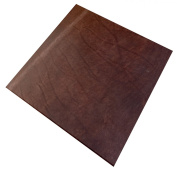 Springfield Leather Company Pre-Cut Hermann Oak 30cm x 30cm Brown Tooling Leather 8-330ml