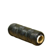 Springfield Leather Company's Artificial Sinew, Black, 20 Yards