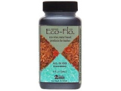 Leather Factory Eco Flo All In One 120ml Fudge Brown