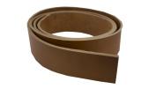 Springfield Leather Company's English Tan Bridle Strip, 5.1cm x 180cm