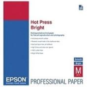 PAPER, EPSON, HOT PRESS BRIGHT