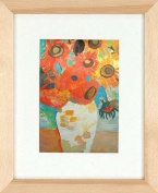Nielsen Bainbridge Gallery Wood Frames for Canvas 20cm . x 25cm . natural 13cm . x 18cm . opening