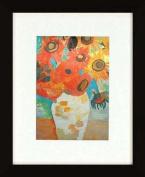 Nielsen Bainbridge Gallery Wood Frames for Canvas 20cm . x 25cm . black 13cm . x 18cm . opening