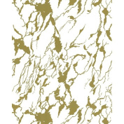 Gold Marble Flat Paper