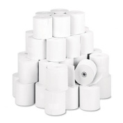 Thermal Receipt Paper, 7.6cm - 0.3cm x 273' Roll, 50/pack