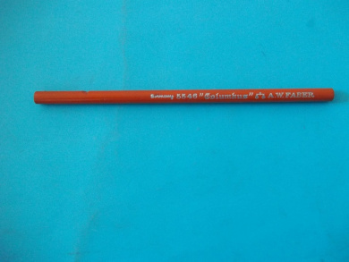 A.W. Faber Colombus 5546 Pale Burnt Orange Sold by the Individual Pencil