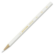 Sanford Verithin Coloured Pencils - White Lead - White Barrel - 12 / Dozen