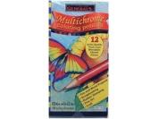 General's Multichrome Colouring Pencil Set 12pc
