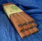 General Pencil Flat Sketching Pencils- Pack of Twelve Medium 2B