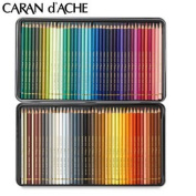 Caran D'ache Supracolor Metal Box Set Of 80