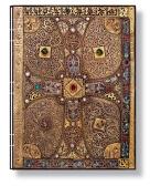 Paperblanks Lindau Gospels Journals Handstitched Ultra 18cm . x 23cm . 128 pages, lined