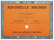 Arches Aquarelle Watercolour Block 140 lb. rough 23cm . x 30cm . pad