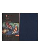 Hand Book Journal Co. Field Watercolour Journals 28cm . x 36cm . 24 sheets