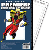 Full Trim Premiere Comic Book Art Boards 500 2ply Smooth 11x17