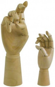 Artist Manikin 30cm Male Left Hand