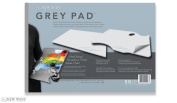 New Wave Grey Pad Rectangular Disposable Paper Palette