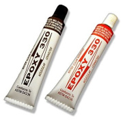 Epoxy 330 Adhesive - Crystal clear - Best Glue for Aanraku & Spider Tube Bails