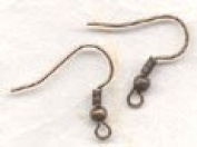 Copper Antique Plated Earwires