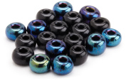 Beaders Paradise LT2EMIX12 Czech Glass Midnight Mix 2/0 E-Beads in a Tube