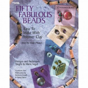 Leisure Arts Fifty Fabulous Beads