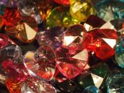 Little Heart Beads - assorted lot of 10