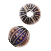 Mirage Colour Changing Mood Beads - Sea Orbs 12.5mm