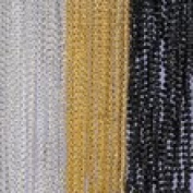 Party Beads - Black - Gold - White - Steelers Colours