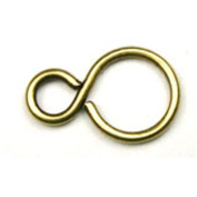 Chainology Antique Brass Rings #9