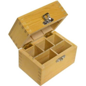 Gold Test Box For Holding Test Items