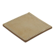 Jeweller's Cowhide Leather Bench Pad - 10cm x 10cm