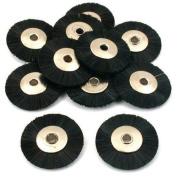 12 Stiff Hair Wheel Brush Jewellers Polishing fit For For For For For For For For Dremel