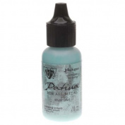 Vintaj Patina Opaque Permanent Ink - Marine Blue - 15ml Bottle