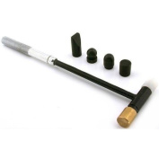 6 Replaceable Hammer Heads Jewellery Sizing Chasing Tool