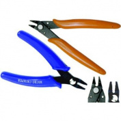 Bead Pliers Hand Crimping Micro Euro-Tool + Flush Cutter