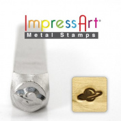 ImpressArt- 6mm, Saturn Design Stamp