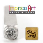 ImpressArt- 6mm, Yorkshire Metal Stamp