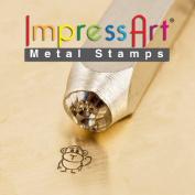 ImpressArt- 6mm, Bongo Design Stamp