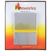 Fireworks Texturizing Marver Set, Set of 2