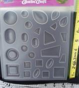 26 cabochon reusable plastic mould EC2