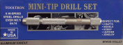 Tooltron Mini-Tip Drill Set for Jewellery