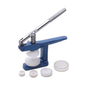 Anchor Small Glass Fitting Machine with 6 Nylon Dies