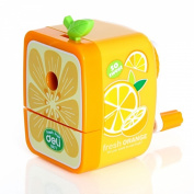 [Official Shop] BXT Fruit Series Pencil Sharpener Portable Sharpen Pencil Tool School Things