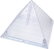 NT Cutter Pyramid Shaped Blade Disposal Case with Blade Snapper, 1 Case