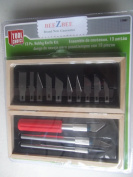Tool Choice 13-Pc. Hobby Knife Kit