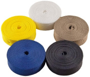 Country Brook Design® 2.5cm Polypro Webbing #2, 5 Yards of 5 Colours