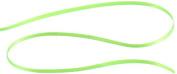 Kel-Toy Double Face Satin Ribbon, 0.3cm by 50-Yard, Neon Green