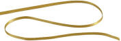 Kel-Toy Double Face Satin Ribbon, 0.3cm by 50-Yard, Gold