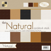DCWV PS-005-00086 12 by 12 Natural Solid Stack