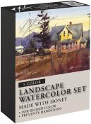 M. Graham Tube Watercolour Paint Landscape 5-Colour Set, 30ml